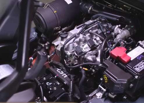انواع موتور لیفتراک