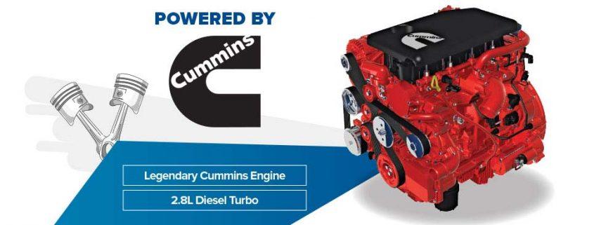 موتور کامینز Cummins