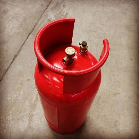 کپسول گاز 22 کیلویی لیفتراک