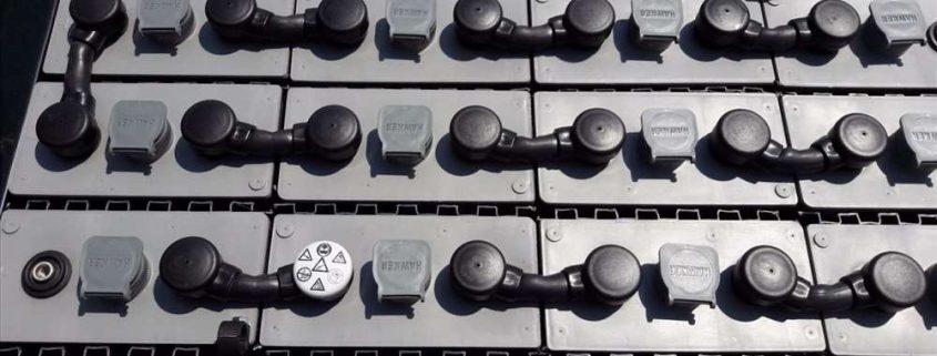 باتری سربی-اسیدی لیفتراک