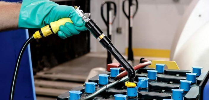نگهداری باتری های اسیدی - سربی